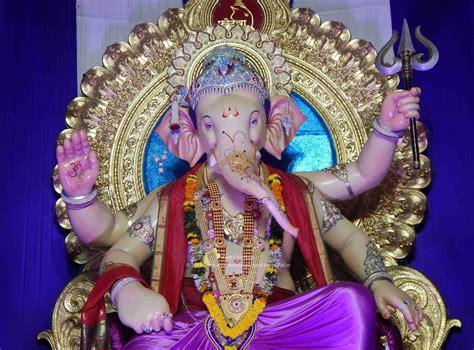 Raja At Abs2 1 mumbai cha ganpati fort cha raja