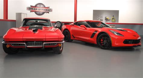 Corvette Giveaway Promo Code - finding the perfect 67 427 stingray for the 2015 corvette