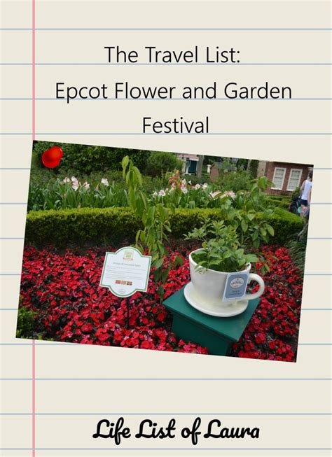 Epcot Flower And Garden Festival Food Epcot Flower And Garden Festival Food Home Of Home Design