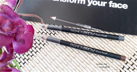 Maybelline Fashion Brow Pencil Grey by Maybelline Fashion Brow Pencil Grey Brown