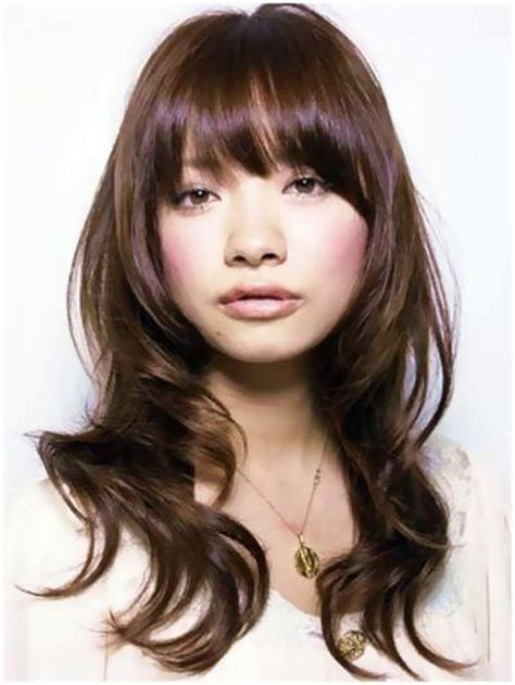 4 bangs hairstyles to bang or not to bang fashion tag blog 17 best images about hair on pinterest layered bangs
