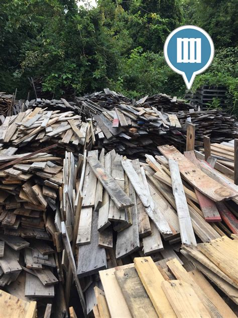 recycling wood pallets  prevent deforestation
