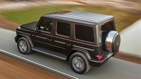 mercedes g class 2019 leaked images ruin 2019 mercedes g class unveiling
