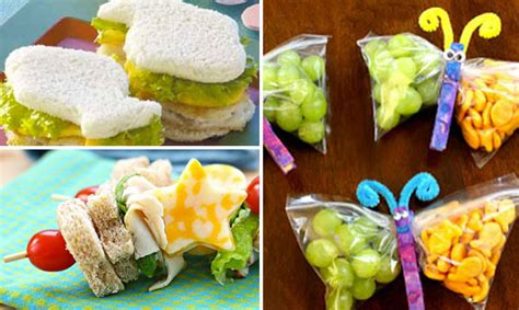 Ideas For Children - sack lunch recipe ideas for metro parent