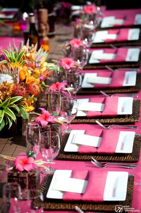 Best 25  Pink table settings ideas on Pinterest   Pink