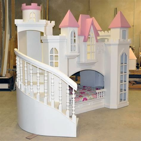 Princess Bed With Slide by 20 Inspirations Of Castle Bunk Bed Uk