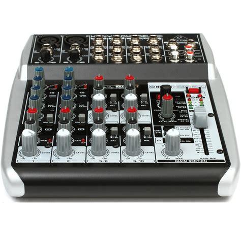 Mixer Behringer Xenyx Qx1002usb behringer xenyx qx1002usb premium 10 input 2 mixer at