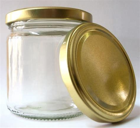 twist  glas mit goldenem metalldeckel