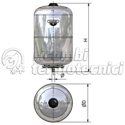 vaso espansione sanitario vasi espansione sanitario centrale termica ricambi