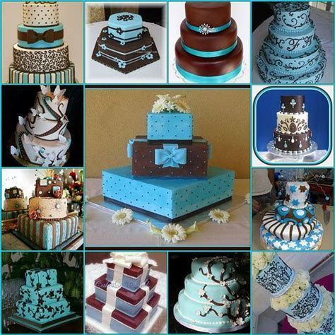 25  best ideas about Brown wedding cakes on Pinterest