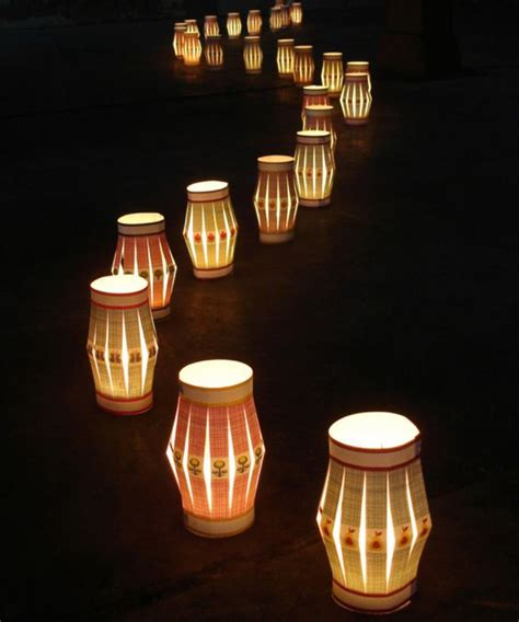 carpenters paper floor lanterns carpenters decorations