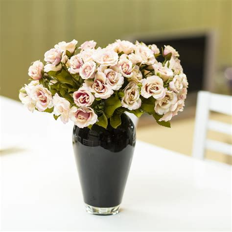 Black And White Flower Vase by Modern Home Accessories Brief Dining Table Vase Glass Vase