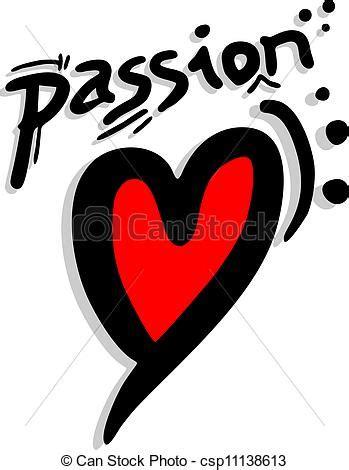 graphics design is my passion vector clip art of passion red pads creative design of