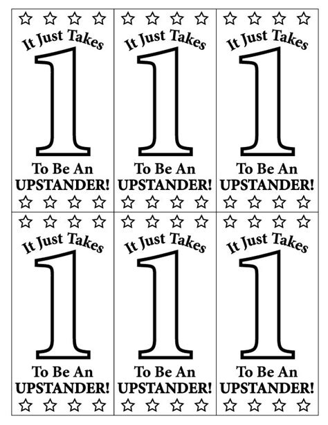 printable bullying bookmarks 29 best images about character ed courage on pinterest