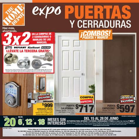 Ofertas En Home Depot by The Home Depot Ofertas Cat 225 Logos Y Folletos Ofertia
