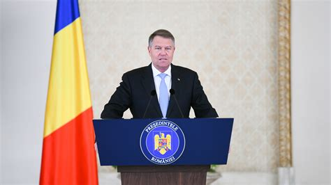 For Someone With A Criminal Record President Iohannis With Criminal Records Make A Desperate And Pathetic Attempt