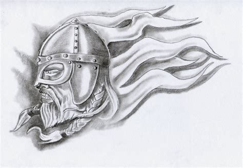 viking warrior by iskalder on deviantart