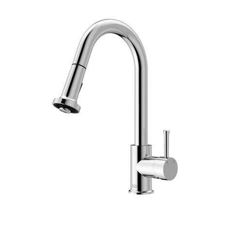 home depot kitchen faucets pull vigo chrome pull out spray kitchen faucet the home depot canada