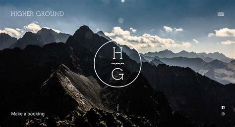 The Higher Ground higher ground awwwards sotd