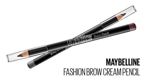 Pensil Alis Maybelline New York new maybelline new york fashion brow pencil