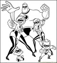 coloring pages incredibles coloring pages 15
