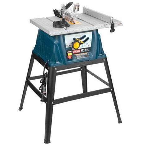 Home Depot Ryobi Table Saw by 17 Best Ideas About Ryobi 10 Table Saw 2017 On