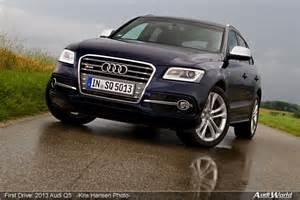 2005 Audi Q5 Drive 2013 Audi Q5 Audiworld