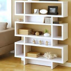 white modern bookshelves 25 modern shelves to keep you organized in style