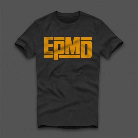 Epmd The Joint Vinyl - epmd logo t shirt wehustle menswear womenswear hats