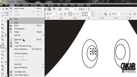 tutorial membuat foto menjadi kartun dengan coreldraw x4 gambar pemandangan corel draw toko fd flashdisk flashdrive