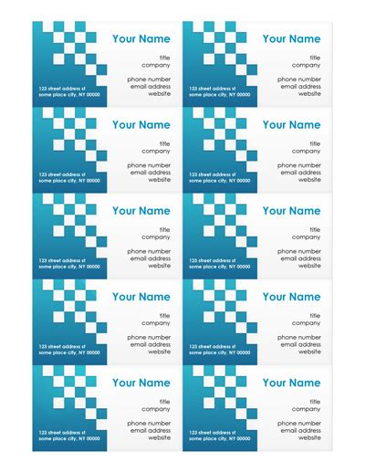Free Business Card Templates Ms Word by Free Business Card Templates Make Your Own Business