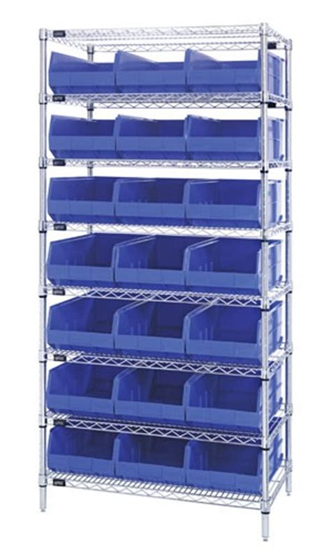 plastic stackable storage bin wire shelving units wr8