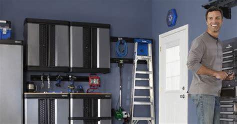 kobalt garage organizer kobalt garage organization system garage garage ideas