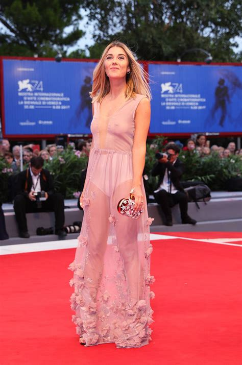 venice festival martina pinto flashes assets and in sheer dress news