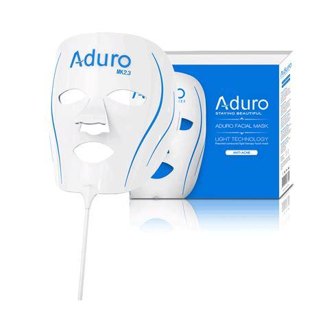 led light mask led light mask aduro 7 1 led therapy aduro