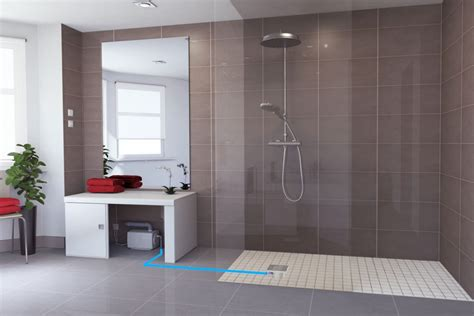 Saniflo Shower Base by Sanishower Flat Sanifloor And Sanishower From Saniflo Saniflo Reveals The And Benefits Of