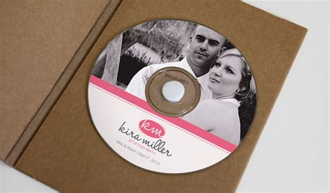 wedding invitation cd cover cd labels dvd labels stickeryou products