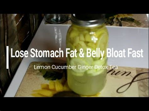 Belly Bloat Detox Fast lose weight fast lose stomach belly bloat fast