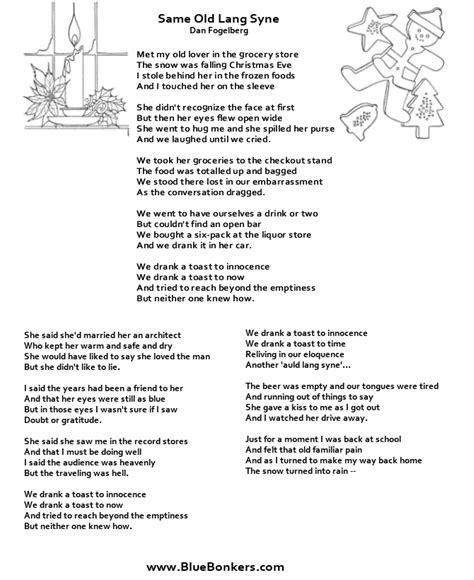 bedroom hymns lyrics meaning popular printable words to christmas songs