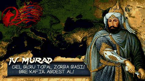 Ottoman Emperor Turkish Emperor Murad Iv Pixel By Tigirerempire On
