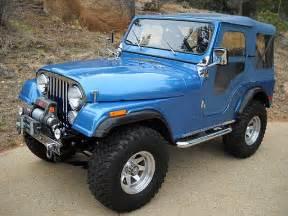 1978 Jeep Cj5 1978 Jeep Cj5 For Sale Estes Park Colorado