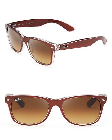 Ban Wayfarer ban xry845 wayfarer brown glasses www panaust au