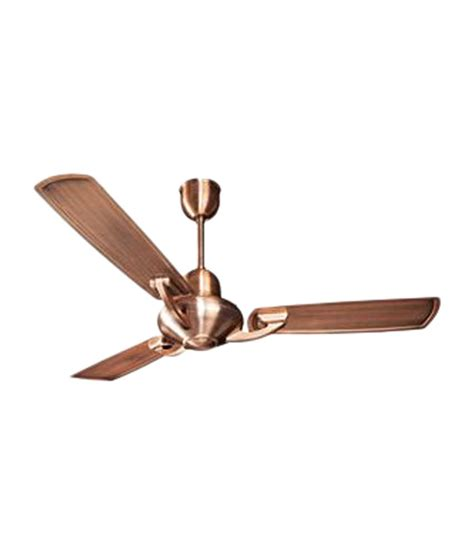 antique copper ceiling fan crompton greaves triton 1200 mm ceiling fan antique