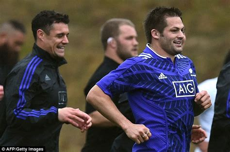 Richie Wont Host New Years by Rugby World Cup All Icon Richie Mccaw Won T