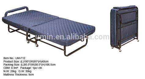 hotel folding cot bed buy folding cot bed folding