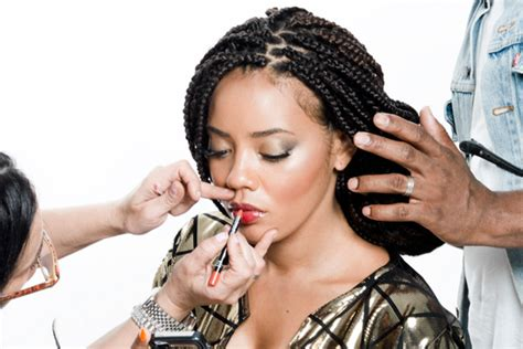 blonde poetic justice braids angela simmons shows off protective hairstyles braids