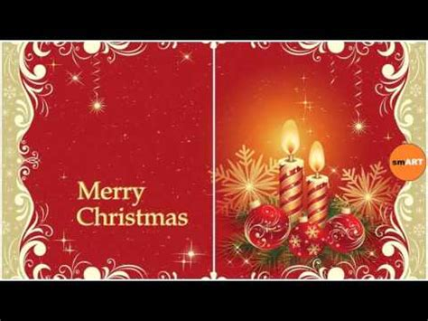 merry christmas card messages christmas messages  write  cards youtube