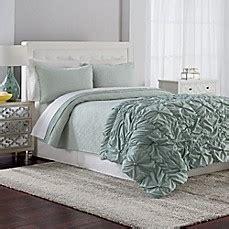 crest home design bedding crest home gemma reversible comforter quilt set in sage bed bath beyond