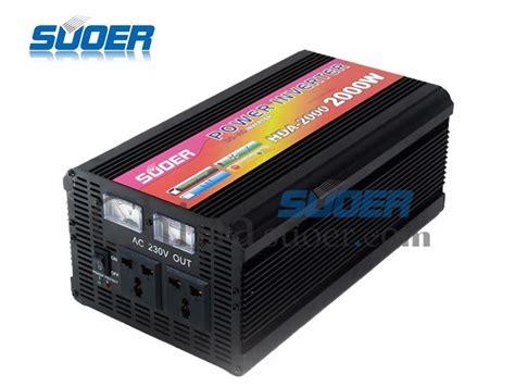 Power Inverter Suoer 1500 Watt suoer power inverter 2000 watt hda suoer inverter indonesia