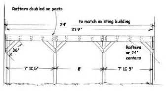 pdf woodwork attached carport building plans download diy the photos